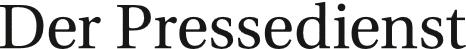 Der Pressedienst - Medienservice für Journalisten - Logo