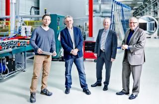Neue Produktionslinie für Verbundglas