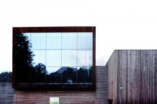 Sonnenschutzglas im Nationalpark Berchtesgaden