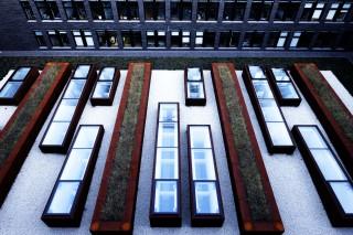 """Glas macht Neubau zum """"Drei-Liter-Haus"""""""