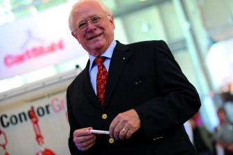 Seniorchef feiert 80. Geburtstag und erhält Gründerpreis