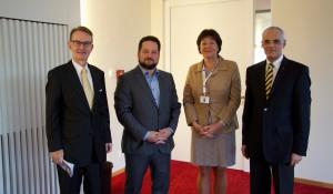 """Minister Bonde: """"An Qualität des Bäderlandes Nr. 1 festhalten"""""""