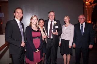 Internationaler Vogelschutz-Preis für Arnold Glas