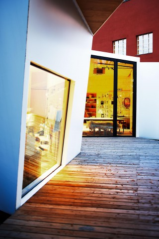 Innsbrucker Rapoldipark: Kreativität hinter Glas