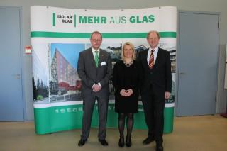 ISOLAR Symposium: Glasexperten im Dialog