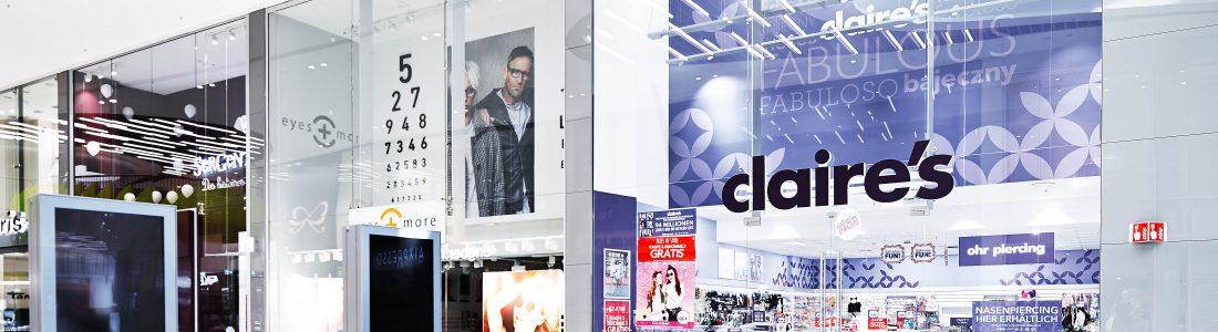 Einkaufserlebnis mit glasklarem Ausblick | Medienservice für Journalisten
