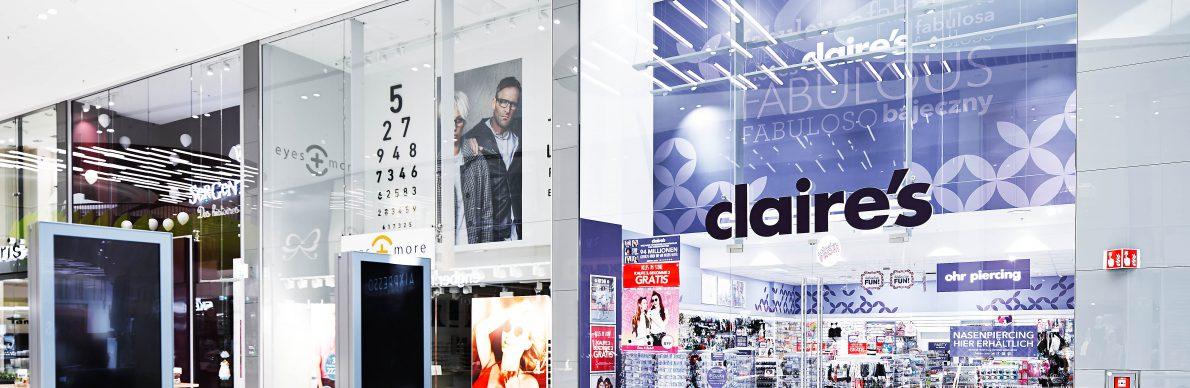Einkaufserlebnis mit glasklarem Ausblick - Der Pressedienst - Medienservice für Journalisten
