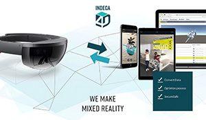 Das Hologramm revolutioniert die B2B-Welt