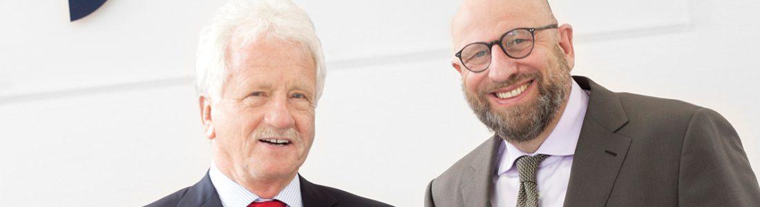 Dr. Manfred Ziegler wird Mehrheitsgesellschafter | Medienservice für Journalisten
