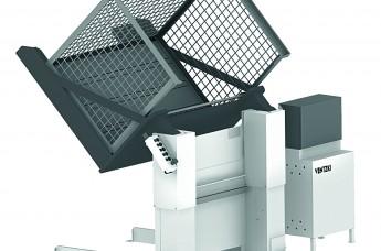 Teileversorgung an Montagelinie mit Hub-Neige-System - Der Pressedienst - Medienservice für Journalisten
