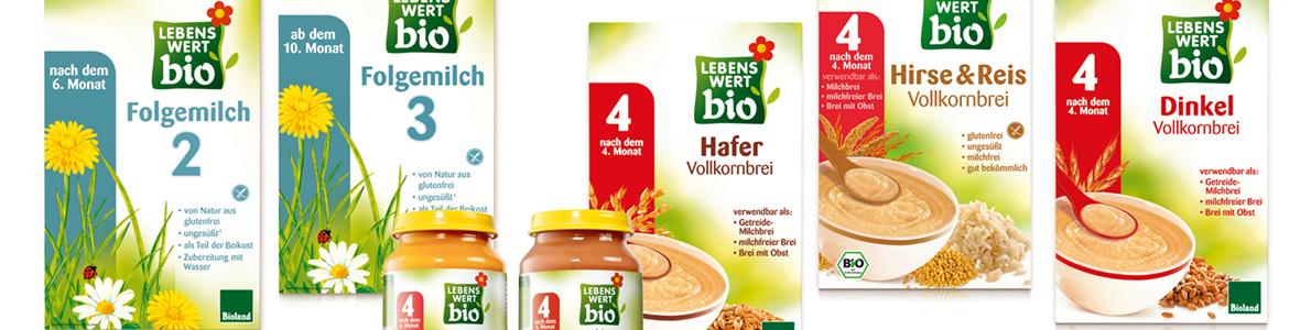 Lebenswert bio-Produkte in Bioland-Qualität - Der Pressedienst - Medienservice für Journalisten