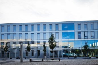 Modern University Architecture: More Room for Students and Improved Energy Efficiency - Der Pressedienst - Medienservice für Journalisten