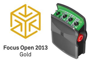 """Telenot gewinnt """"Focus Gold 2013"""" - Der Pressedienst - Medienservice für Journalisten"""