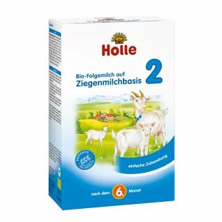 Bio-Ziegenmilch von Holle: Die alternative Proteinquelle