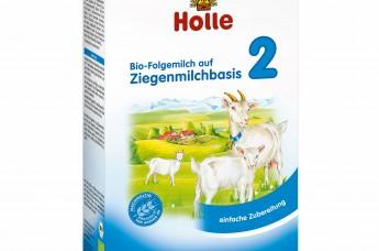 Bio-Ziegenmilch von Holle: Die alternative Proteinquelle - Der Pressedienst - Medienservice für Journalisten
