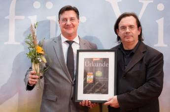Demeter Ehrenpreis für Holle baby food - Der Pressedienst - Medienservice für Journalisten