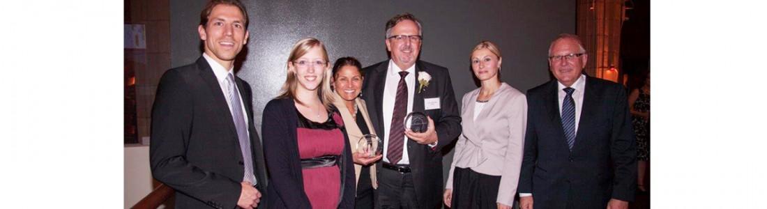 Internationaler Vogelschutz-Preis für Arnold Glas | Medienservice für Journalisten