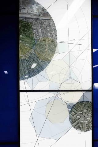 Wehrhahnlinie macht Glas zu Kunst