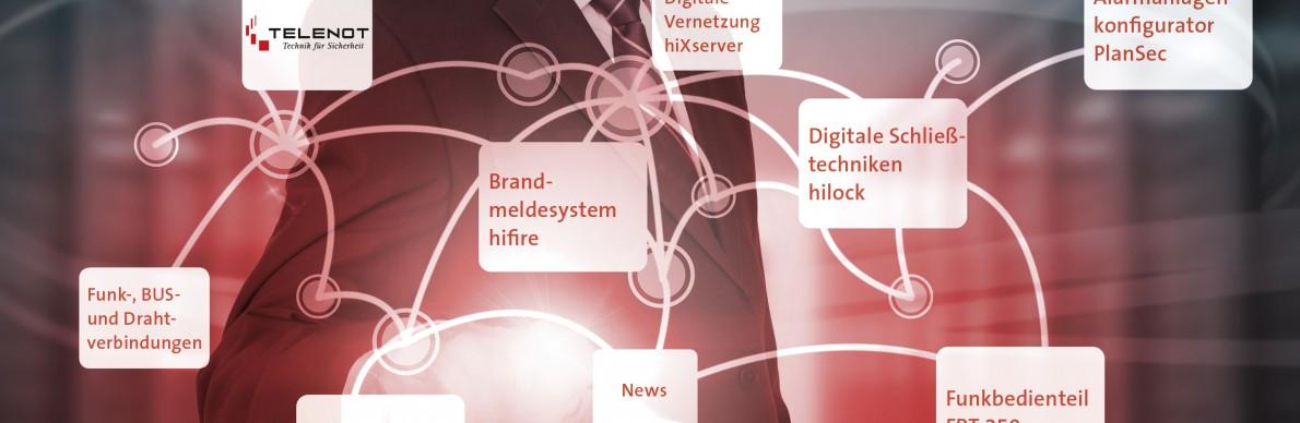 Telenot: Sicherheitstechnik on Tour - Der Pressedienst - Medienservice für Journalisten