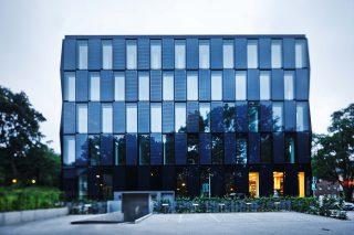 Mönchengladbach: Energieeffizienz in Blau