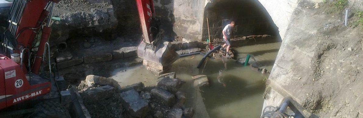 Hochwasserschäden professionell beseitigen - Der Pressedienst - Medienservice für Journalisten