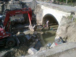 Hochwasserschäden professionell beseitigen
