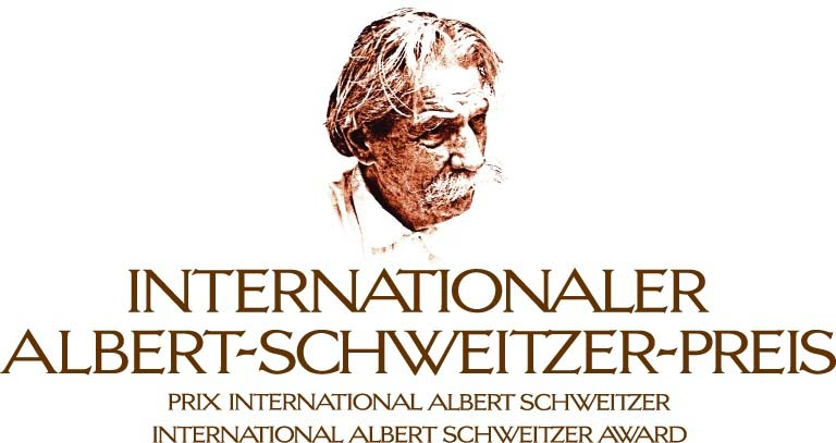 verleihung des 3 internationalen albert schweitzer preises - Albert Schweitzer Lebenslauf
