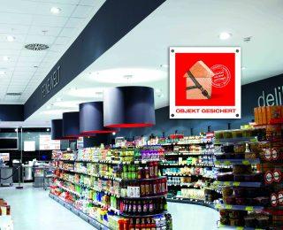 Für mehr Sicherheit und weniger Ladendiebstähle