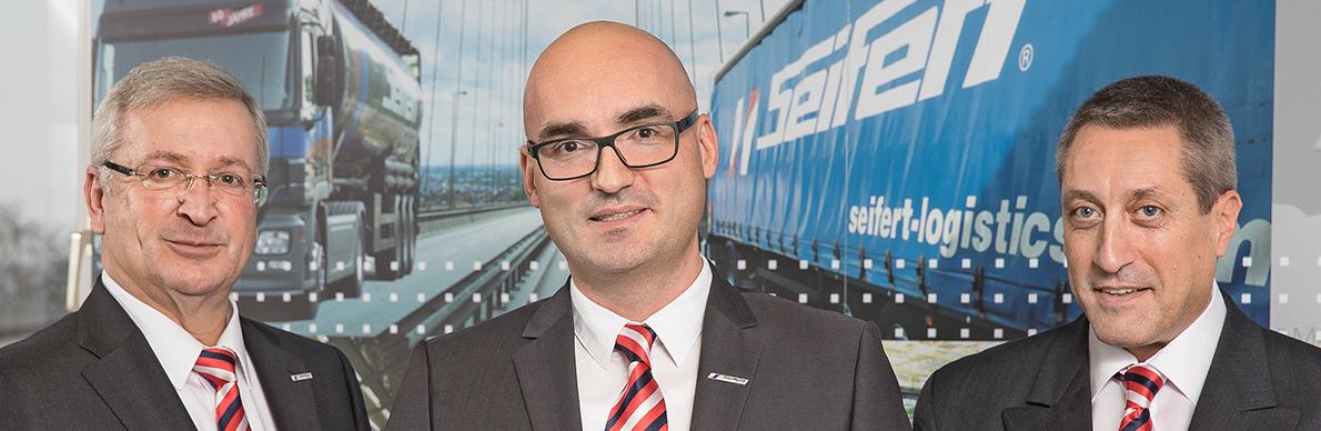 Seifert Logistics erweitert Geschäftsführung - Der Pressedienst - Medienservice für Journalisten
