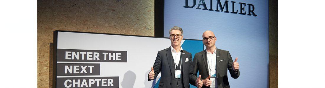 Unter den besten Lieferanten von Daimler | Medienservice für Journalisten