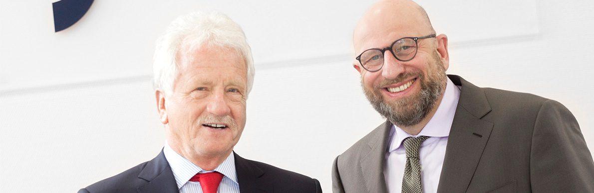 Dr. Manfred Ziegler wird Mehrheitsgesellschafter - Der Pressedienst - Medienservice für Journalisten