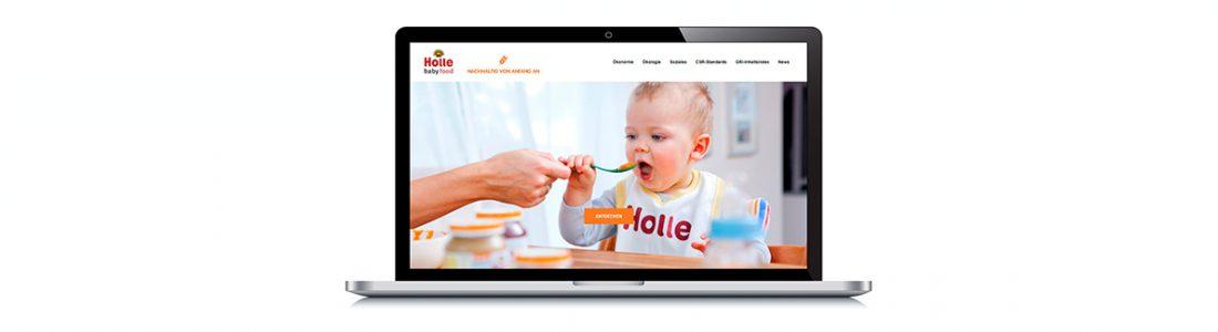 Die neue Holle-Nachhaltigkeits-Website | Medienservice für Journalisten