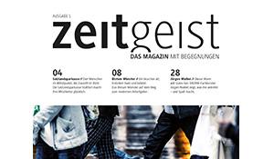 Das neue Magazin für Lebensarbeitszeitmodelle - Der Pressedienst - Medienservice für Journalisten