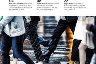 Das neue Magazin für Lebensarbeitszeitmodelle