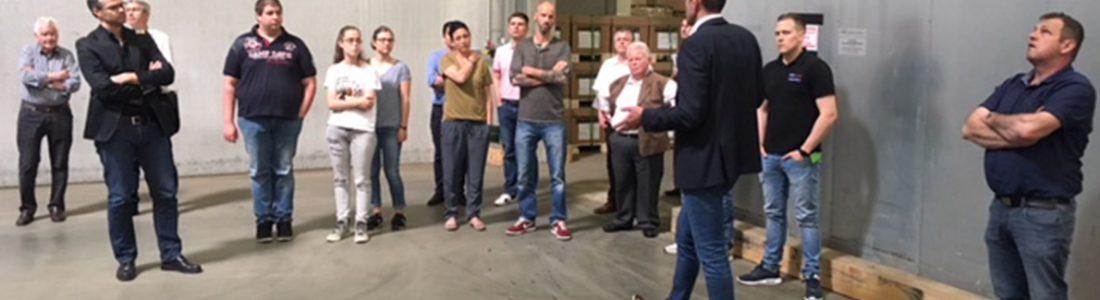 Logistikkompetenz hautnah erlebt | Medienservice für Journalisten