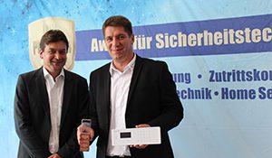 Protector-Award für Telenot Funk-Bedienteil