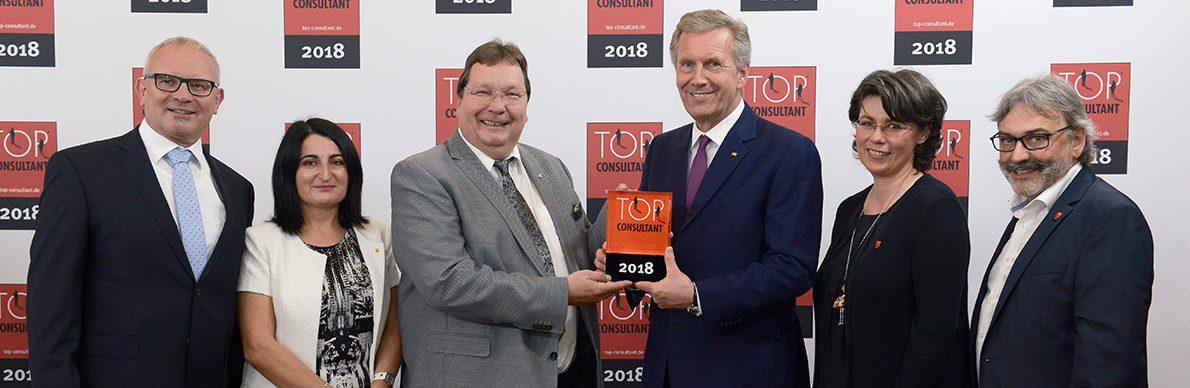 """DBZWK ausgezeichneter """"TOP CONSULTANT"""" - Der Pressedienst - Medienservice für Journalisten"""