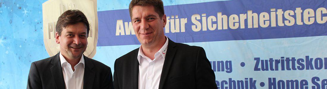 Protector-Award für Telenot Funk-Bedienteil | Medienservice für Journalisten