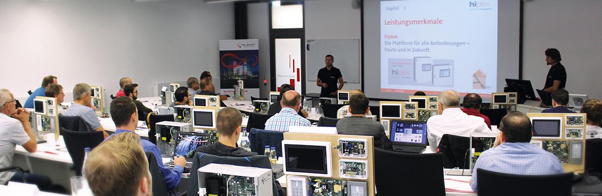 Telenot-Seminar als Weiterbildung anerkannt - Der Pressedienst - Medienservice für Journalisten