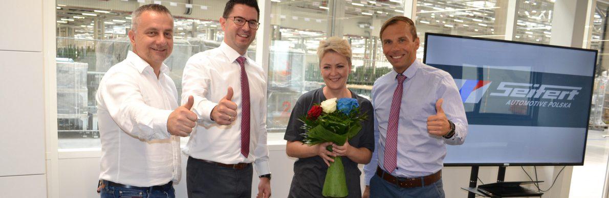 Seifert Logistics hat jetzt mehr als 2.000 Mitarbeiter - Der Pressedienst - Medienservice für Journalisten