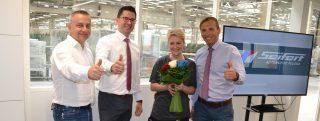 Seifert Logistics hat jetzt mehr als 2.000 Mitarbeiter