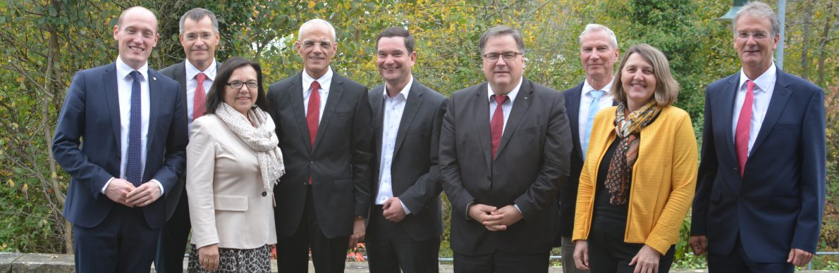 """Minister Wolf: """"An Qualität des Bäderlandes Nr. 1 festhalten"""" - Der Pressedienst - Medienservice für Journalisten"""