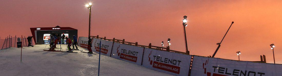 Telenot sponsert Alpin-Klassiker | Medienservice für Journalisten