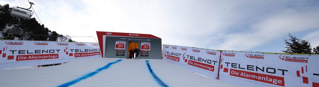 Engagement bei den Wintersportklassikern | Medienservice für Journalisten
