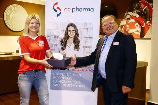 """CC Pharma verleiht als Premium-Partner Sonderpreis """"Import"""""""
