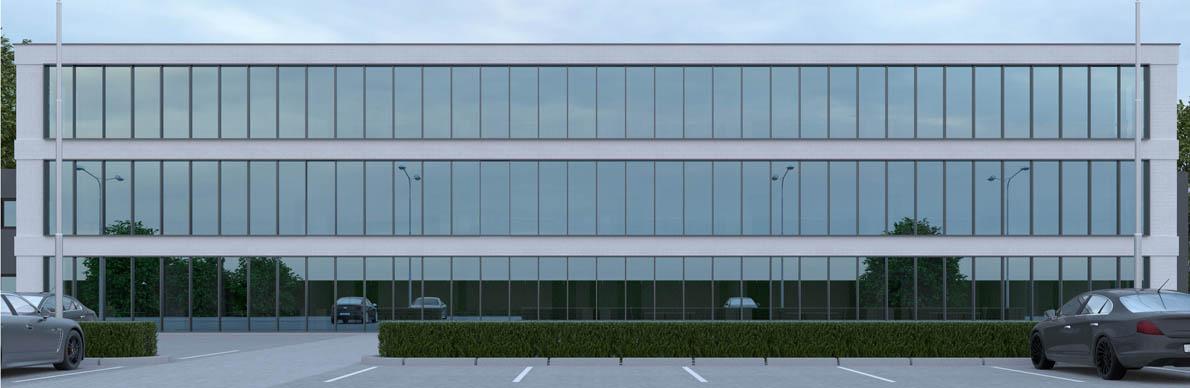 sunbelt A51: Neutralere Optik für Fassaden - Der Pressedienst - Medienservice für Journalisten