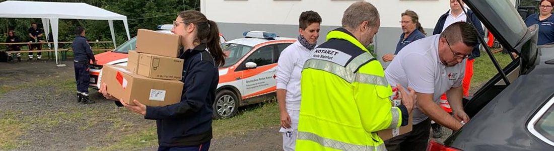 Apotheken-Verein sichert gesundheitliche Infrastruktur im Hochwassergebiet | Medienservice für Journalisten