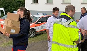 Apotheken-Verein sichert gesundheitliche Infrastruktur im Hochwassergebiet - Der Pressedienst - Medienservice für Journalisten