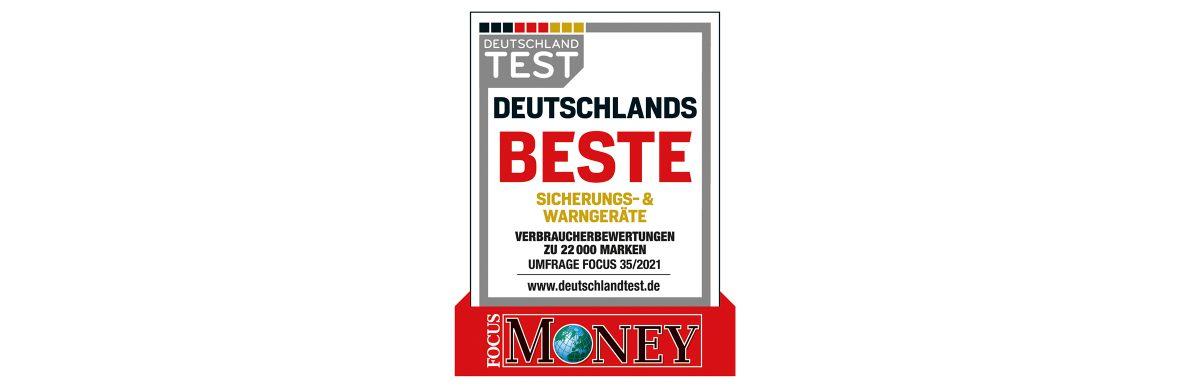 """""""Deutschlands Beste Sicherungs- und Warngeräte"""" - Der Pressedienst - Medienservice für Journalisten"""